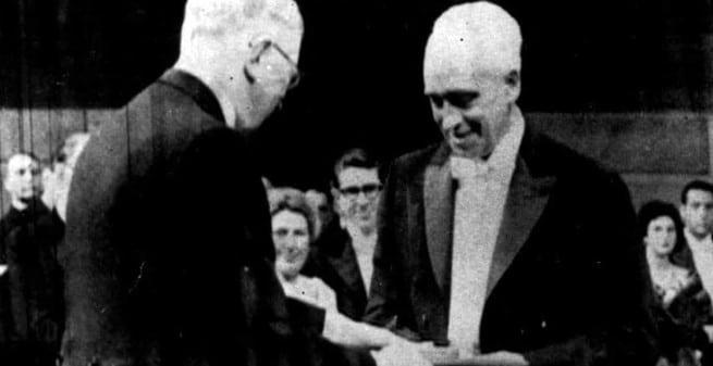 Severo Ochoa, Premio Nobel y padre de la Biología Molecular en España