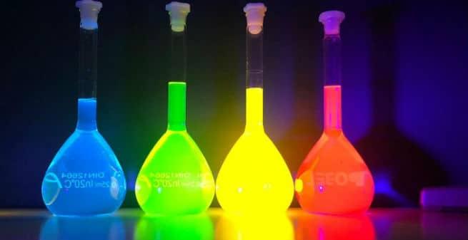 Fluorescencia de andar por casa