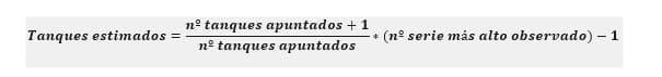 tanques matemáticas