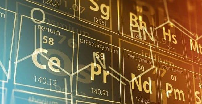 Elementos químicos para curar y elementos químicos para enfermar